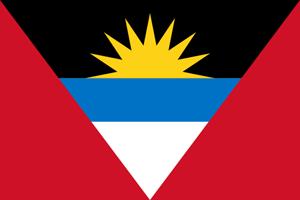 Antigua und Barbuda Logo
