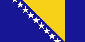 Bosnien und Herzegowina Logo