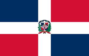 Dominikanische Republik Logo