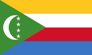 Komoren Logo