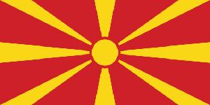 Nordmazedonien Logo