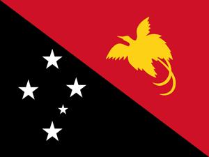 Papua-Neuguinea Logo