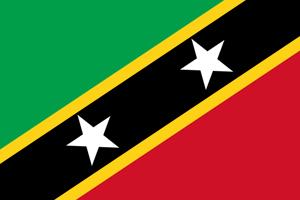 Sankt Kitts und Nevis Logo