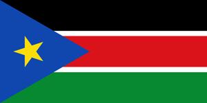 Südsudan Logo